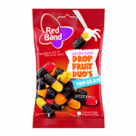 Red Band Dropfruit Duo's 100 gr 24 zakjes