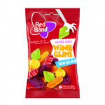 Red Band Winegums 100 gr 24 zakjes