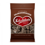 Schuttelaar | Salmiakbrokken | 18 x 175 gram