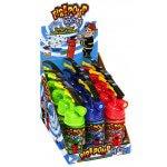 Funny Candy | Fire Pomp Spray | 12 stuks