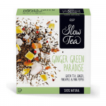 Pickwick Slow Tea Ginger Green Paradise