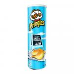Pringles Salt & Vinegar 165 gr 9 stuks