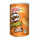 Pringles Sweet Paprika 70 gr 12 stuks