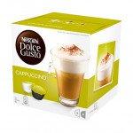 Dolce Gusto | Nescafé cappuccino | 3 x 16 Cups