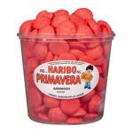 Haribo Primavera Schuimaardbeien 150 stuks