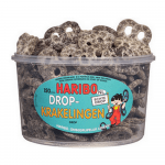 Haribo Drop Krakelingen 150 stuks