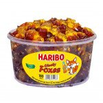 Haribo | Cheeky Foxes | 150 stuks