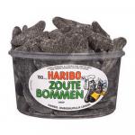 Haribo Zoute Bommen 150 stuks