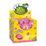 Lutti Roll Up Tutti Frutti 24 stuks