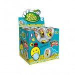 Lutti   Roll Up   Smiley   24 stuks