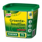 Knorr groentenbouillon 50 liter