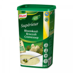 Knorr | Superieur | Bloemkool-Broccolicrème | 9 liter
