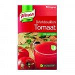 Knorr drinkbouillon Tomaat doos met 80 zakjes