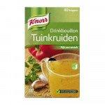 Knorr Drinkbouillon Tuinkruiden doos met 80 zakjes