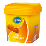 Remia Franse mosterd 2,5 kg