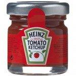 Heinz Roomservice Ketchup 39 ml 80 stuks