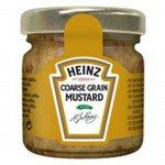 Heinz Roomservice Mosterd 39 ml 80 stuks