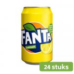 Fanta lemon (DK) 24 x 33 cl