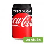 Coca cola zero blik (DK) 24 x 33 cl