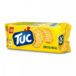 Lu Tuc Crackers Naturel 100 gr 24 stuks