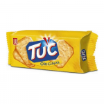 Lu Tuc Crackers Naturel 100 gr 6 pakjes