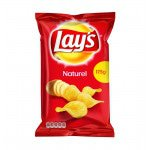 Lay's | Naturel | 8 x 175 gram