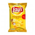 Lay's | Cheese Onion | 8 x 175 gram
