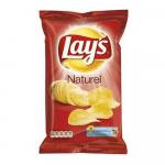 Lay's Naturel 120 gr 12 zakken