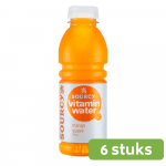 Sourcy Vitaminwater Mango Guave | Petfles 6 x 0,5 liter