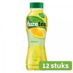 Fuze Green Tea | 12 x 0,4 liter