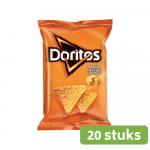 Doritos | Nacho Cheese | 20 x 44 gram