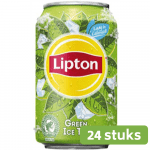 Lipton Ice Tea | Green Pure | Blik 24 x 33 cl