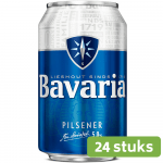 Bavaria pils blik 24 x 33 cl