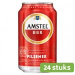 Amstel bier 33 cl 24 blikjes