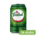 Grolsch bier 33 cl 24 blikjes