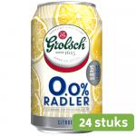 Grolsch Radler Lemon 0% 24 blikjes