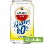 Amstel Radler 0.0 24 blik 33 cl.