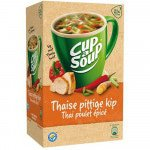 Unox Cup-a-Soup Thai Spicy Chicken, 175ml a 21 zakjes