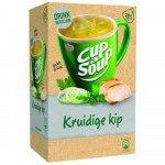 Unox Cup-a-Soup Kruidige kip, 175ml a 26 zakjes