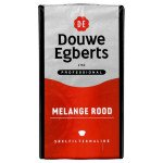 Douwe Egberts Melange Rood Snelfilter 6x 500 gr.