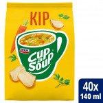 Cup-a-Soup | Automatensoep | Kip | Zak 4 stuks