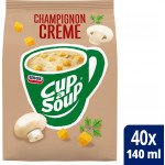 Cup-a-Soup | Automatensoep | Champignon crème | Zak 4 stuks