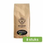 Meesterschap medium instant Premium koffie 8 x 500 gram