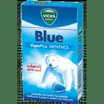 Vicks | Blue Minibox | Suikervrij | 20 stuks