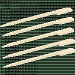Biodore® Skewer bamboe 120 mm   12 x 250 stuks