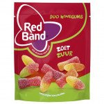 Red Band | Duo Winegums Zoet&Zuur | 10 x 190 gram