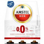 Amstel 0.0 24 fles 30 cl.