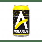 Aquarius Wit Lemon | Blik 24 x 33 cl
