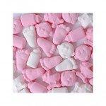 Babymix | Foam | Roze/Wit | 1 kg