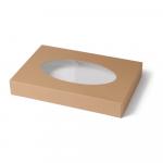Biodore cateringdoos | 36 x 25 x 8 cm | 5 x 10 stuks